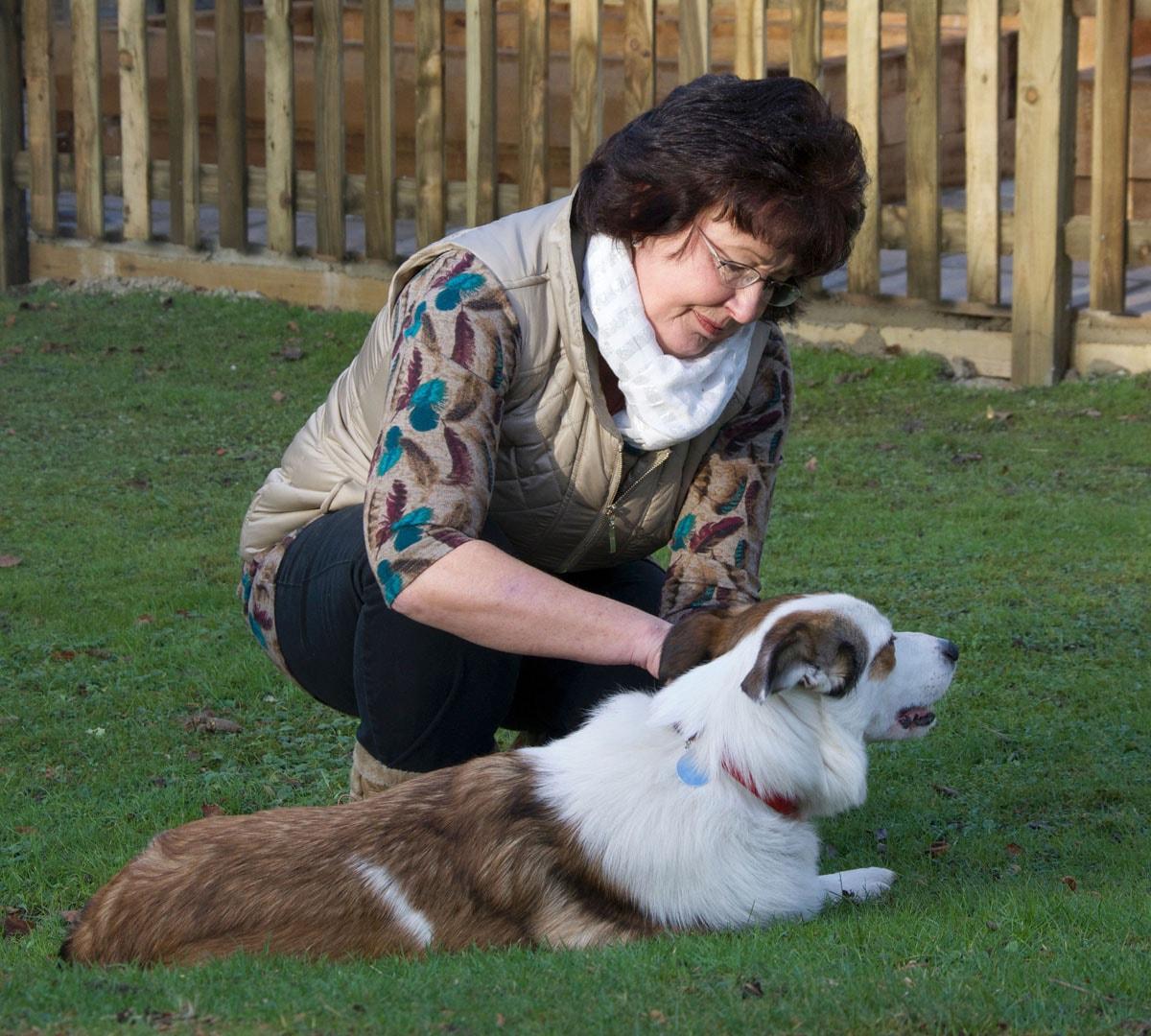 Sarah Wilson of Happy Tails Dog Training